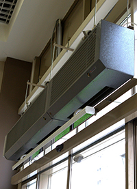 Тепловая завеса КЭВ-35П4150G - вид 2