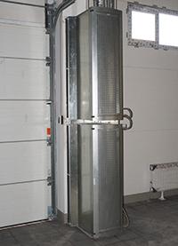 Тепловая завеса КЭВ-140П5110W - вид 2