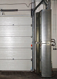 Тепловая завеса КЭВ-140П5110W - вид 3