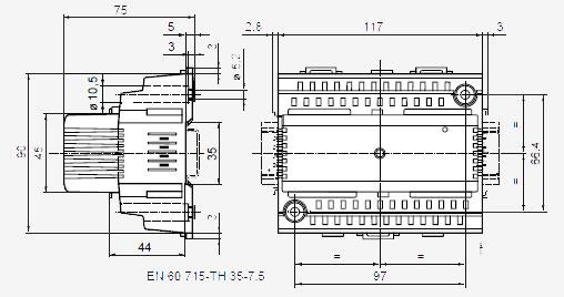 Контроллер RMZ783B - вид 2