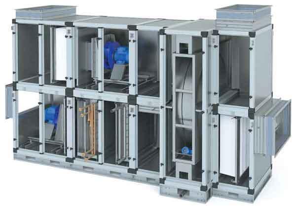 Вентиляционная установка AIRNED-M35