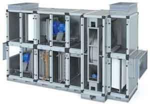 Вентиляционная установка AIRNED-M7