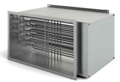 Воздухонагреватель ELN 100-50/45