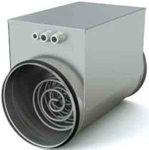 Воздухонагреватель ELK 100/2.5