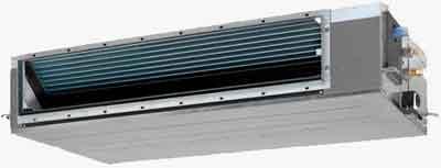 Кондиционер FBQ125D/RZQSG125L9V1
