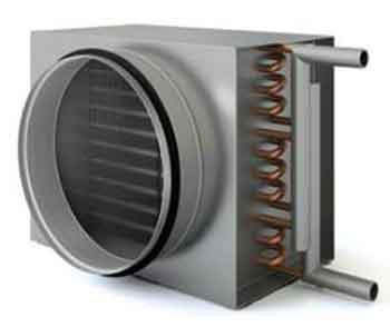 Воздухонагреватель WWK 160/2