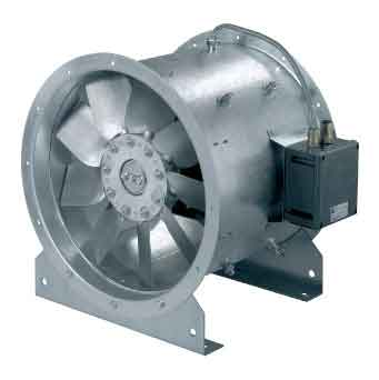 Вентилятор AXC-EX 355-7