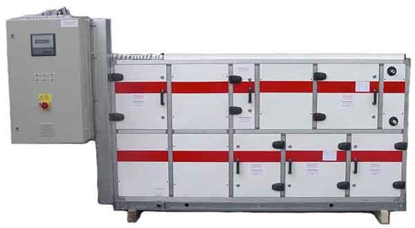 Установка Aquavent DEH4000HP