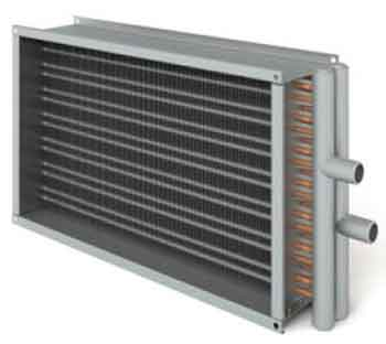 Воздухонагреватель WH 100-50/2