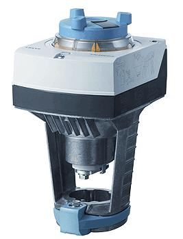 Привод клапана SAX61.03
