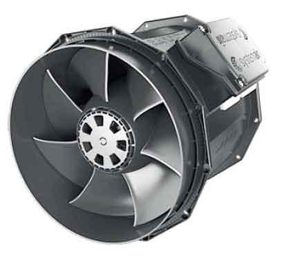 Вентилятор канальный PRIO 200EC