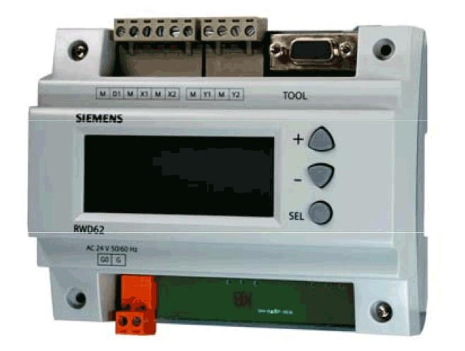Контроллер RWD62