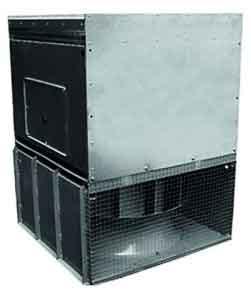 Вентилятор дымоудаления VDKN-A/B-3,55DU-00