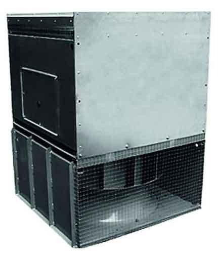 Вентилятор дымоудаления VDKN-A/B-4,5DU-00