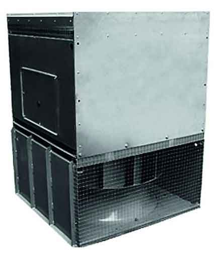 Вентилятор дымоудаления VDKN-A/B-7,1DU-00