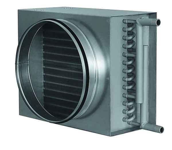 Воздухонагреватель KWH 250/2