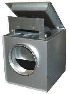 Вентилятор канальный KVK 500