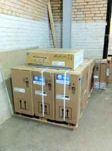 Фотографии с объекта Поставка оборудования для оздоровительного комплекса