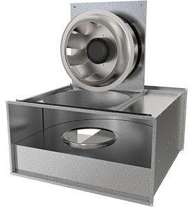 Вентилятор канальный RS 100-50 EC