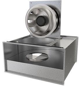 Вентилятор канальный RS 50-25 EC