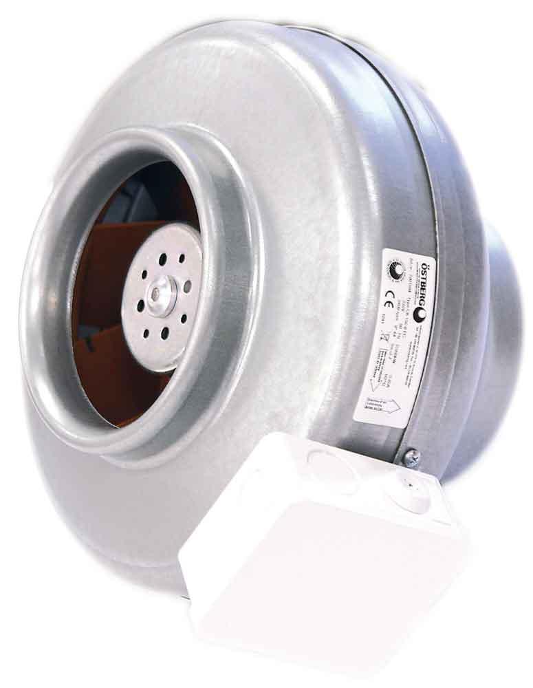 Вентилятор канальный CK200B