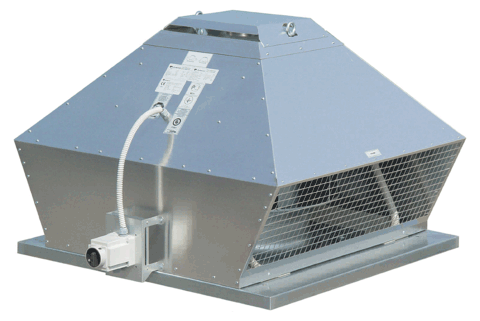 Вентилятор DVG-H 560D4/F400
