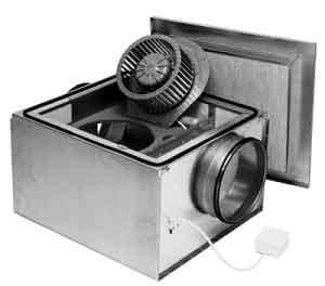 Вентилятор канальный IRE 200C