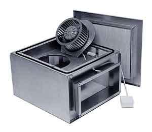 Вентилятор канальный IRE 40x20A1