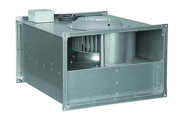 Вентилятор канальный VR 70–40/35-8D