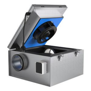 Вентилятор канальный KVKE 200