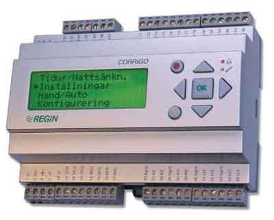 Контроллер Corrigo E151D-3
