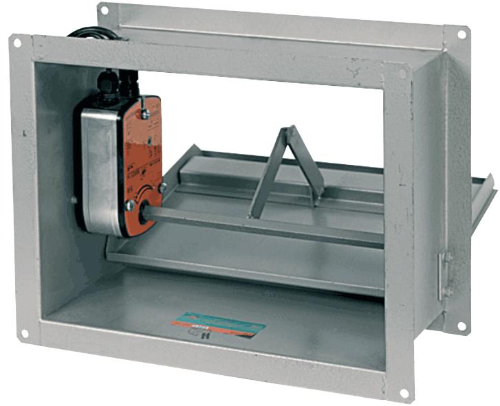 Клапан КЛАД-3-MB(220)-700х500