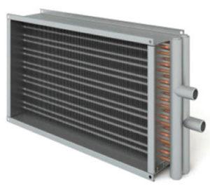 Воздухонагреватель WH 100-50/3