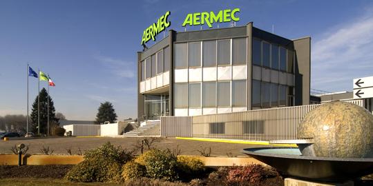 aermec системы кондиционирования