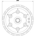 Паровой цилиндр BL0T2A00H2 - вид 2