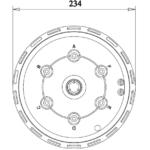 Паровой цилиндр BL0T3A00H2 - вид 2