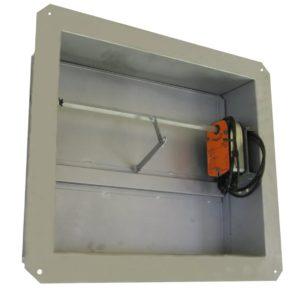 Клапан КДМ-2м-МВ(220)-550×440