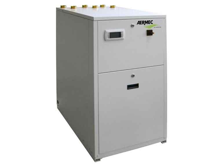 Холодильные машины WRL 180H-650H