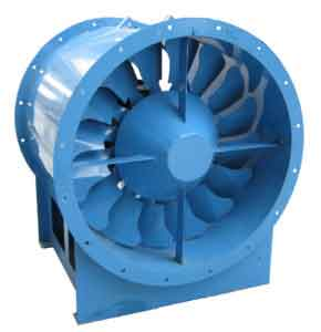 Вентилятор ВО-30-160-071-3х1500-26