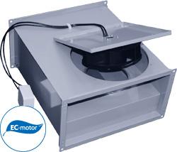 Вентилятор канальный RKB 500x250B1 EC
