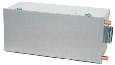 Воздухонагреватель VBF 160