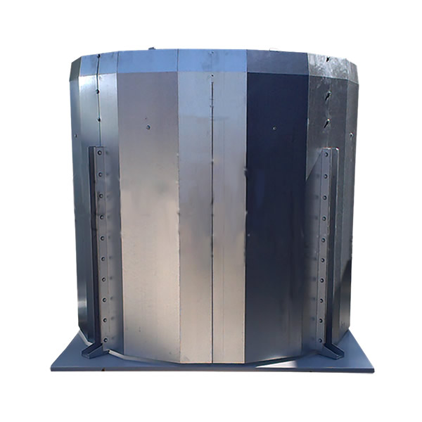 Вентилятор КРОВ9-3,55-ДУ-Н-400-0,25х1320